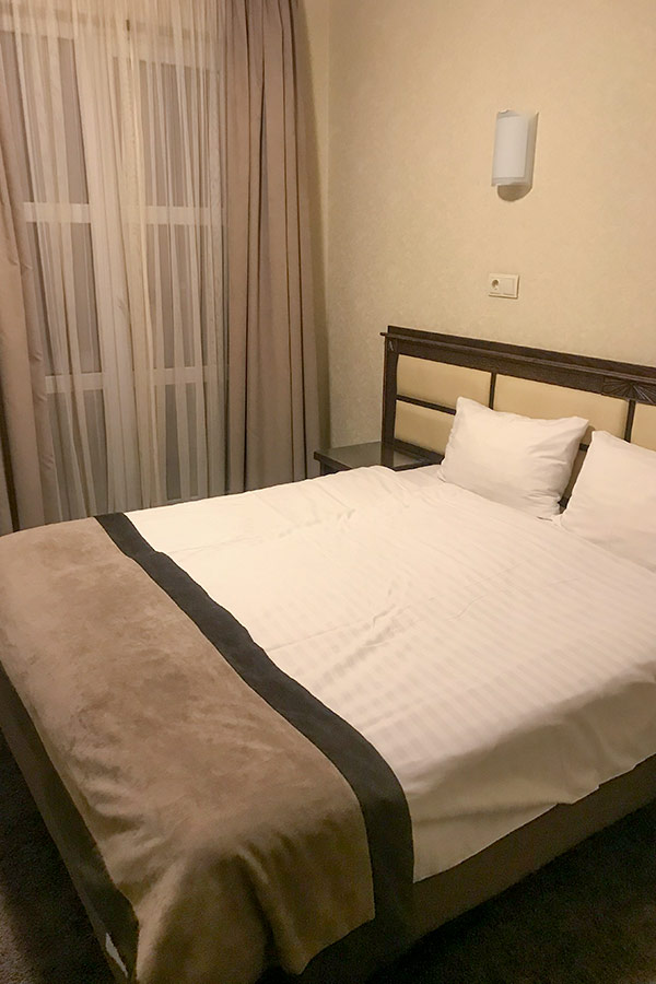 номер в отеле Avalon Palace