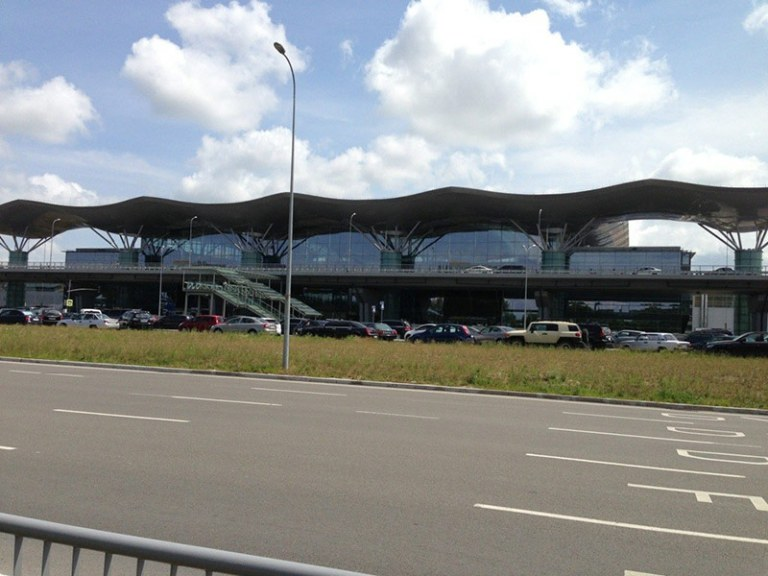 Аэропорт Борисполь терминал Д