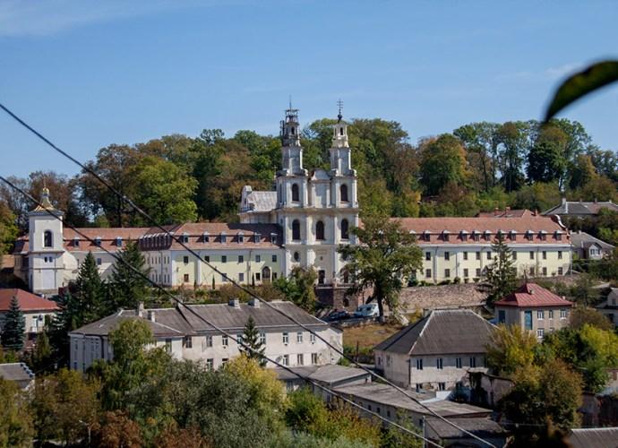 Монастырь отцов Василианов в Бучаче