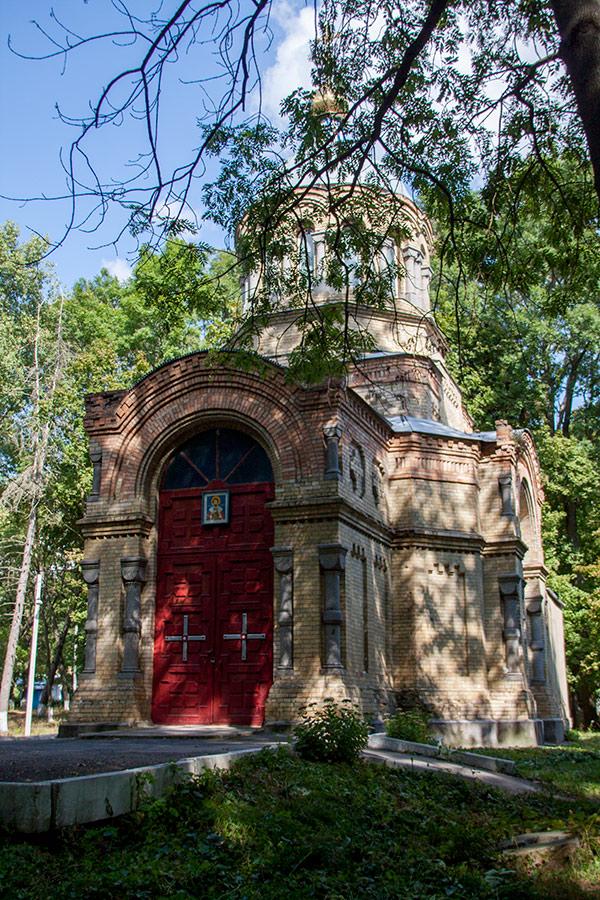 Церковь-усыпальница Оржевских