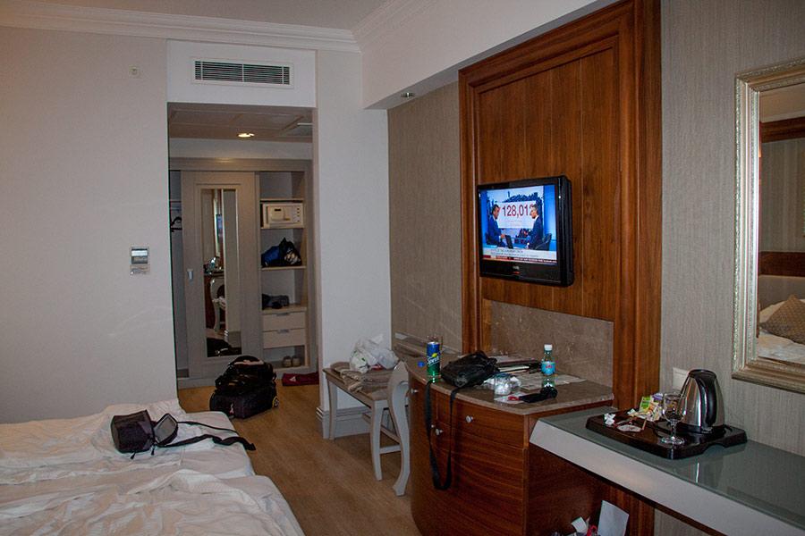 Стандарный номер в отеле