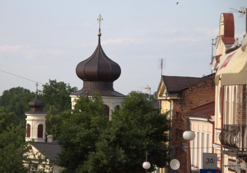 церковь где крестили Михаила Грушевского