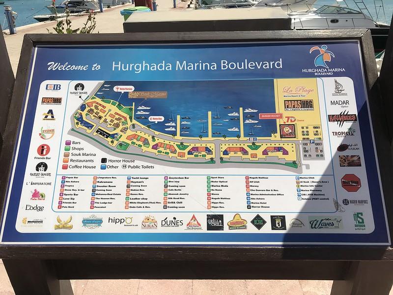 Hurgada Marina