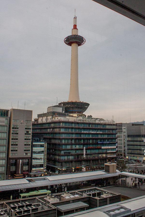 Телебашня Киото