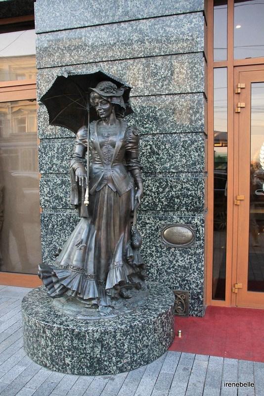 Памятник Проститутке в Виннице