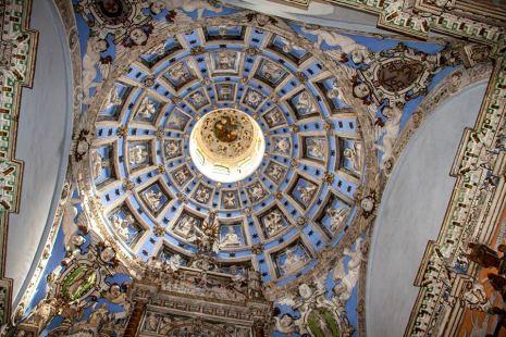 Боимская часовня купол