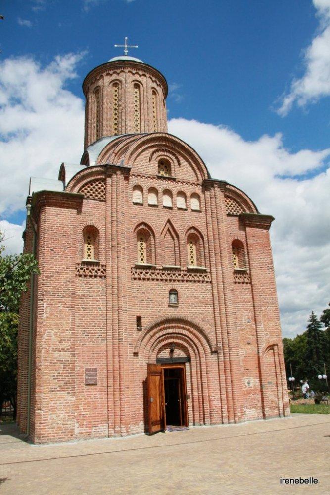 Пятницкая церковь (Храм Святой Параскевы)