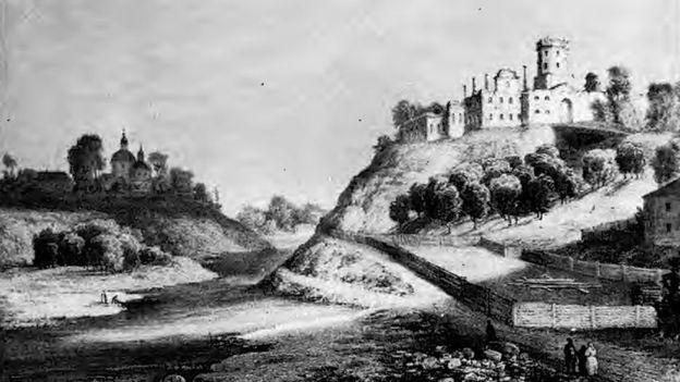 Литография Наполеона Орды
