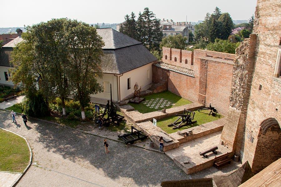 Луцкий замок — замок Любарта - Secret Land