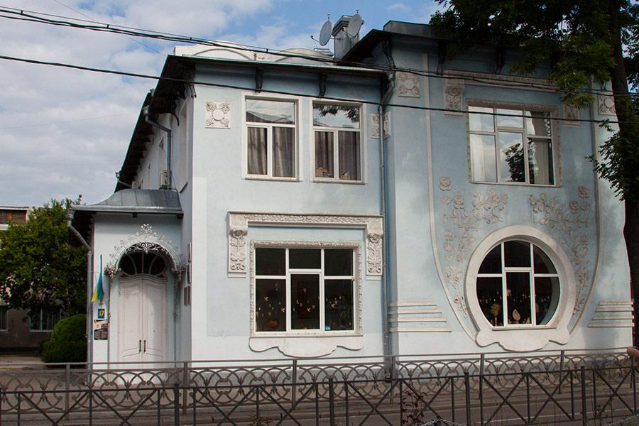 Музей Янтаря Ровно