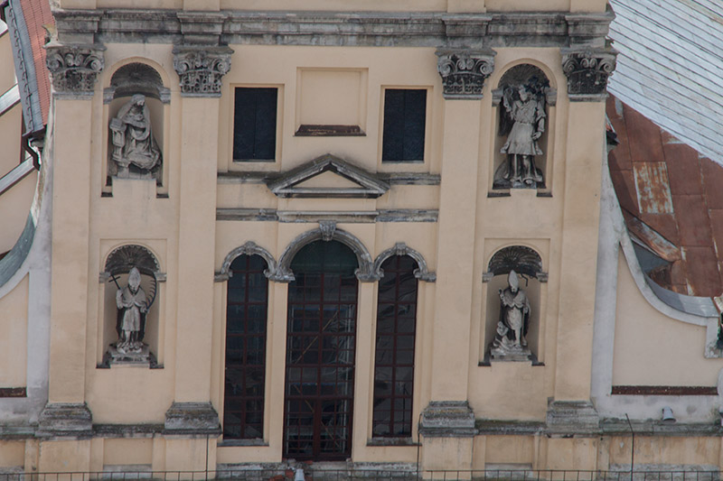 Костел иезуитов во Львове