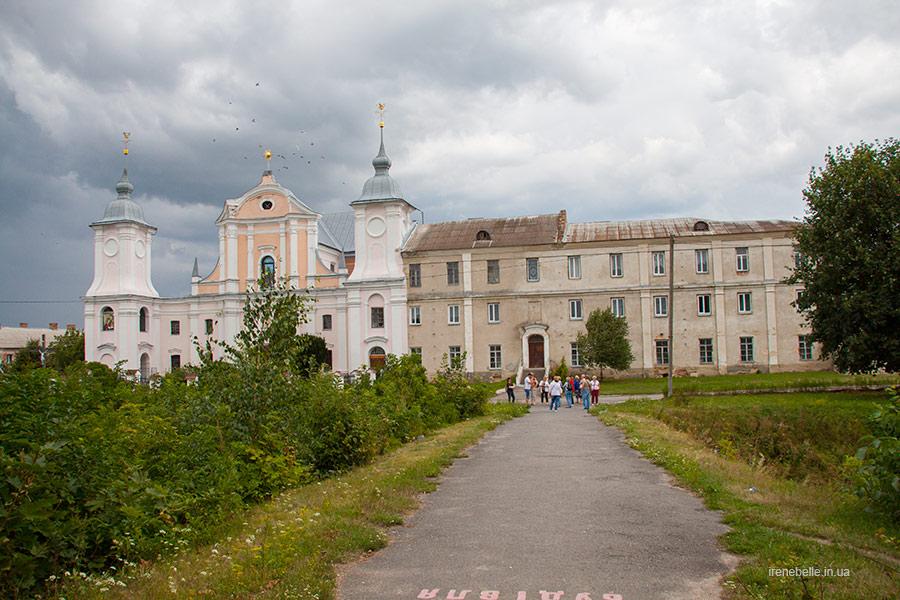 монастырь отцов Лазаритов