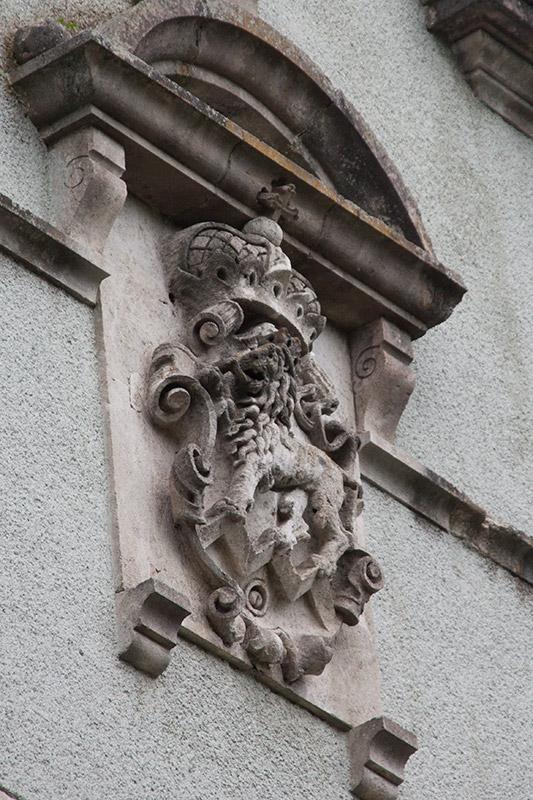 Дворец Шенборнов - Замок Берегвар