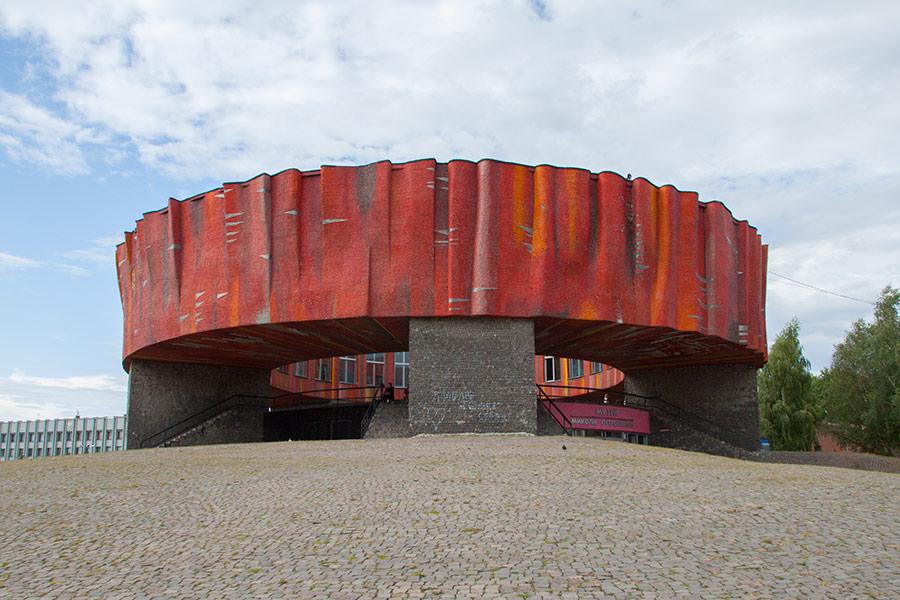 Музей Островского в Шепетовке