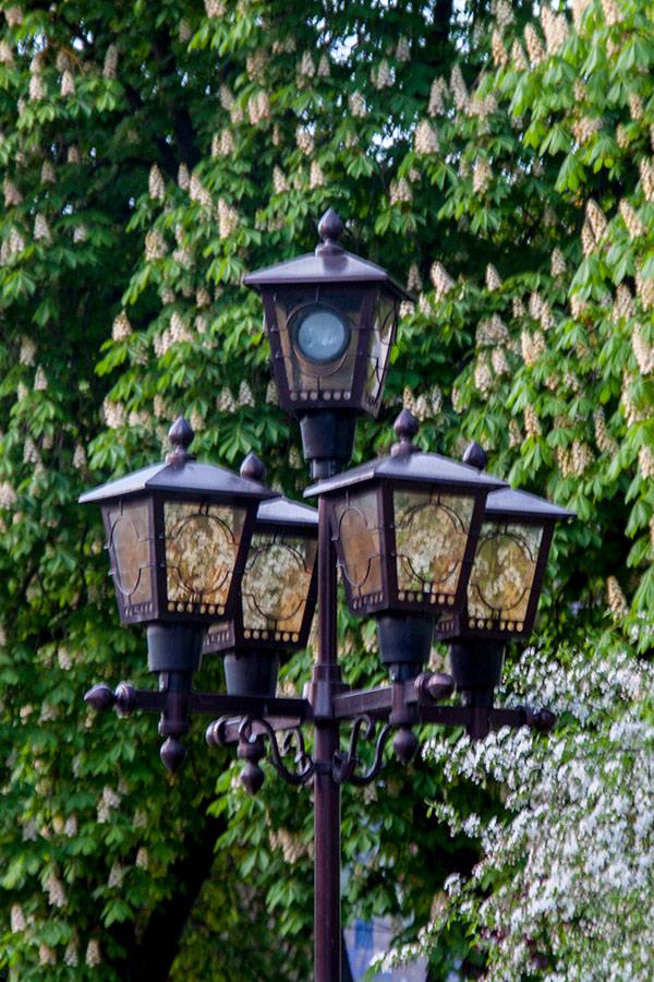 фонари в тернополе