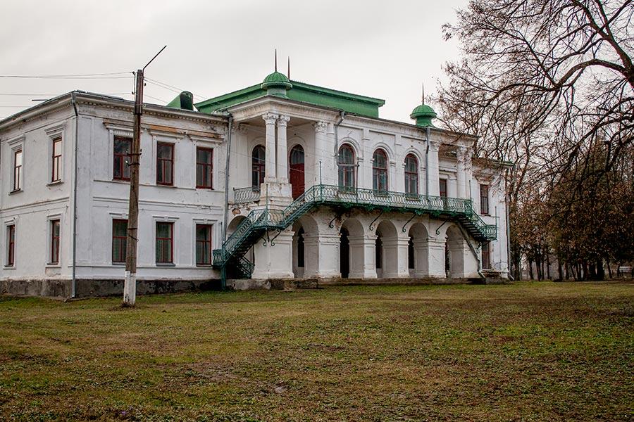 Дворец Закревских