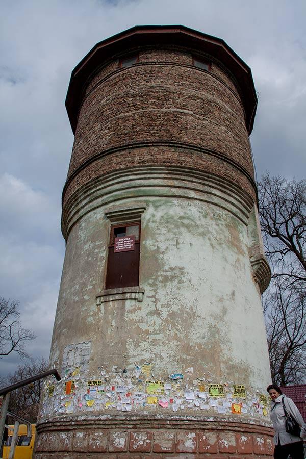 Водонапорная башня в Боярке