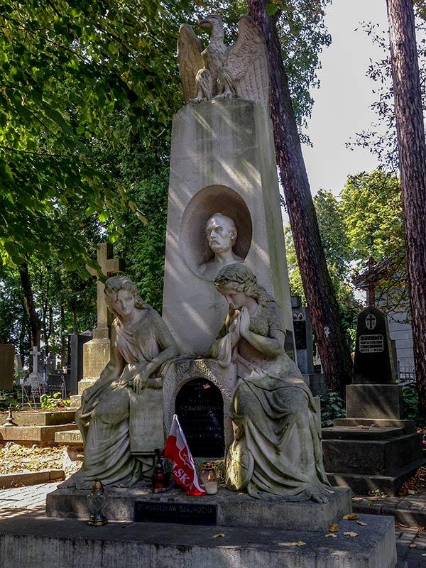 Памятник Каролю Шайнохе