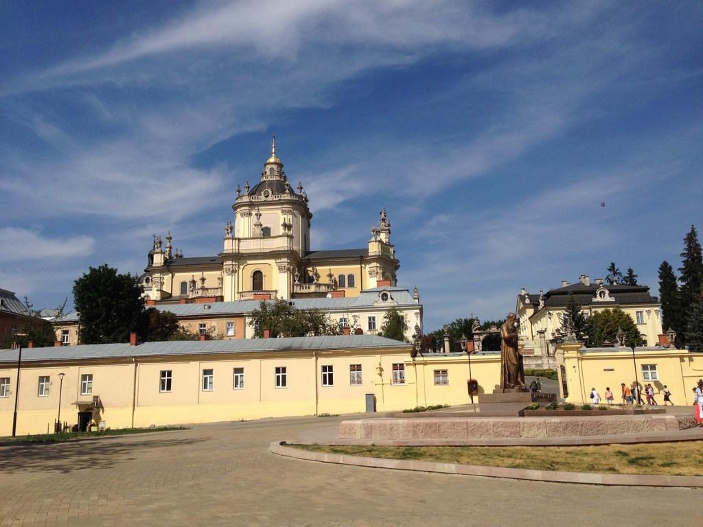 Церковь Святого Юра, Львов