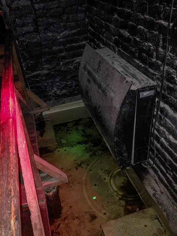 Подземелья под Оперным театром