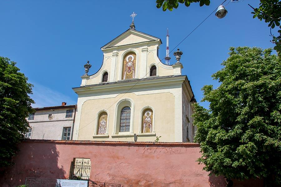 Костел Святого Казимира