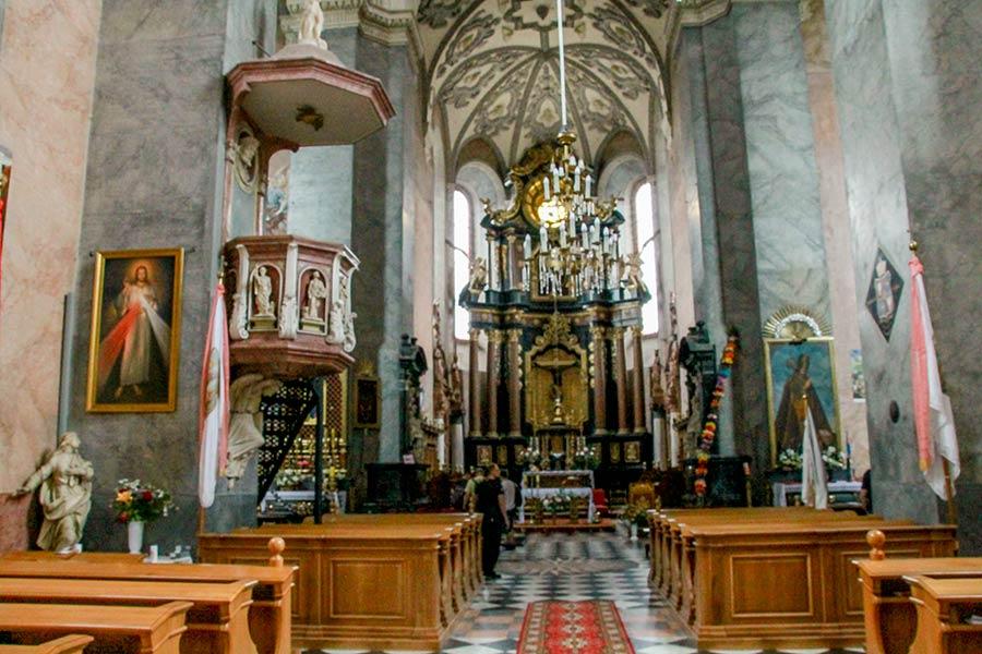 Костел Святого Лаврентия