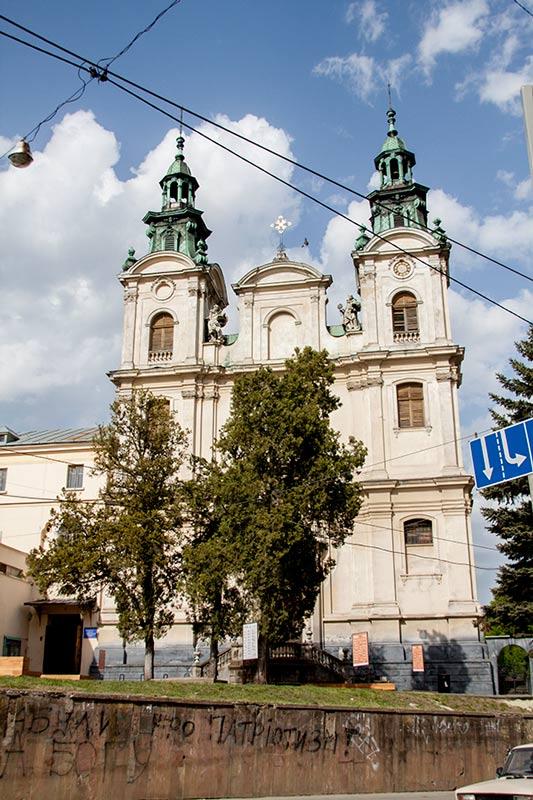 Костел Марии Магдалины