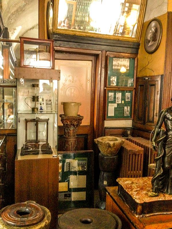 Один из залов музея-аптеки
