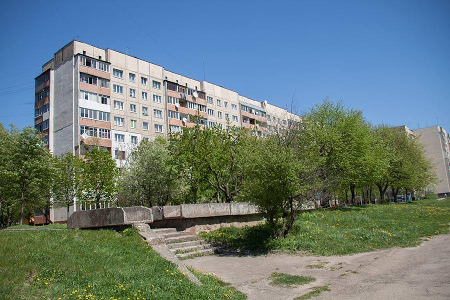 Улица Научная, 116