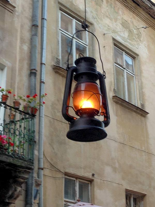 Гясова лампа