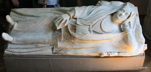 Надгробие Анны Сенявской