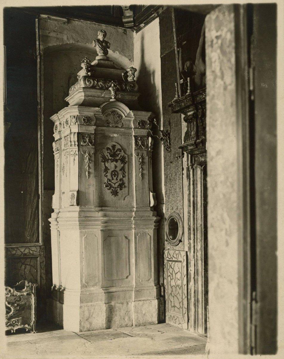 Старинные фотографии интерьеров