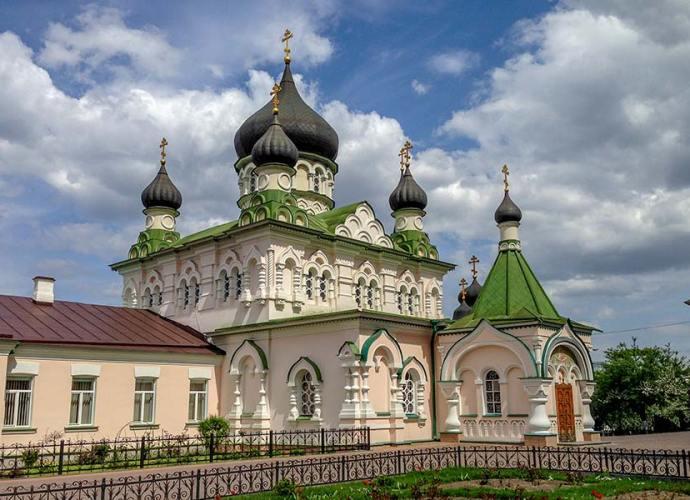 Покровский женский монастырь в Киеве