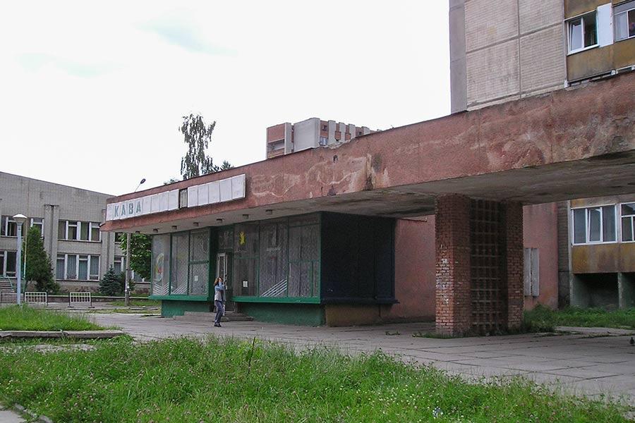 Магазины на Пулюя