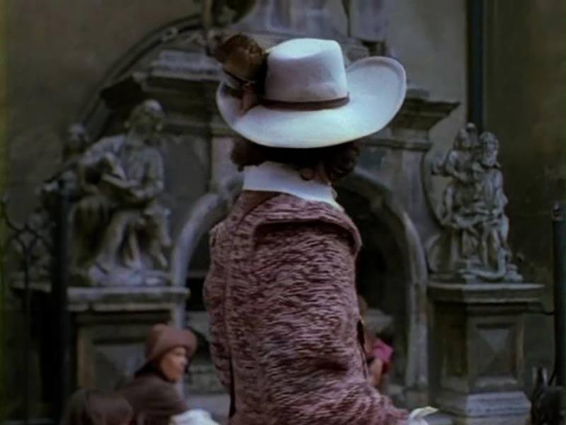 Три мушкетера кадр из фильма