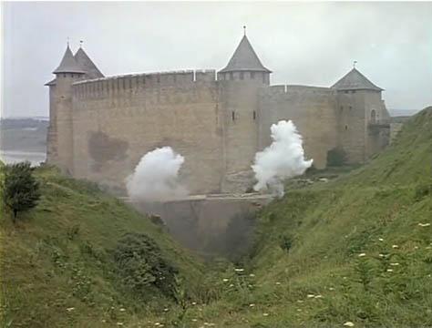 Хотинская крепость в кино