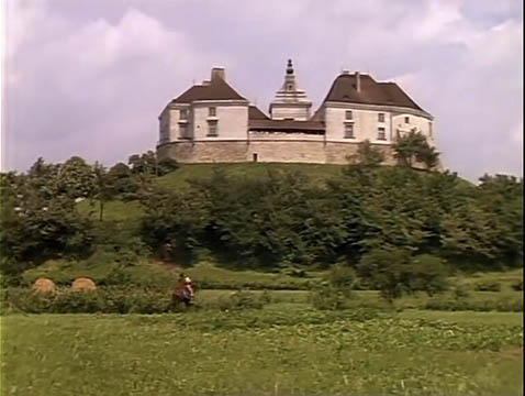 Замок Бекингема