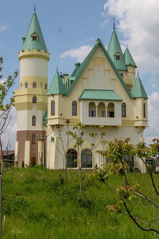 Мини-замок