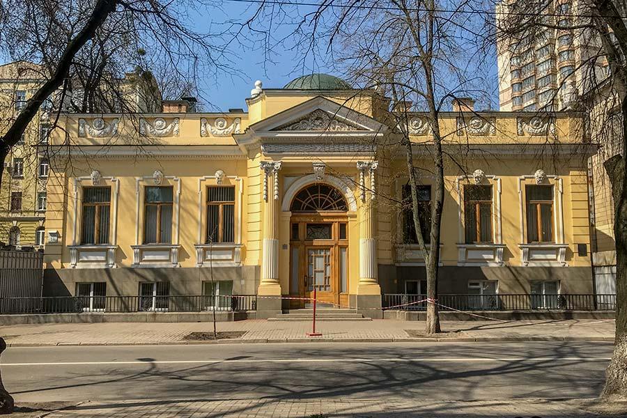 Дом Михаила Шестакова
