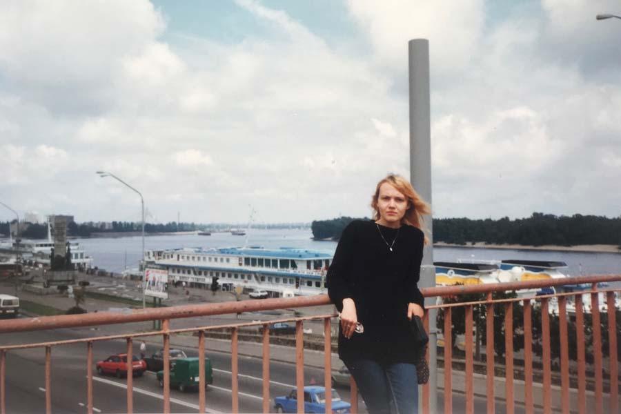 Почтовая площадь 1999