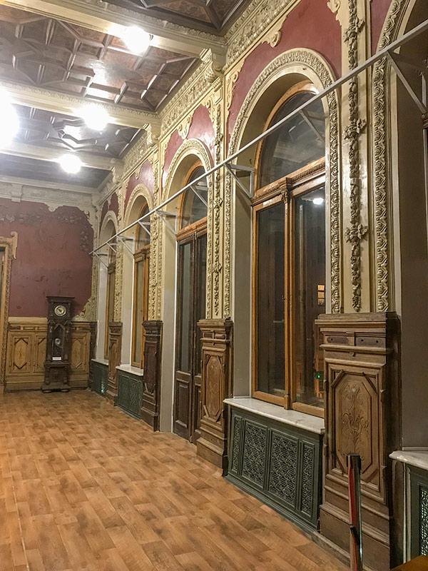 Столовая Семена Могилевцева в Шоколадном домике