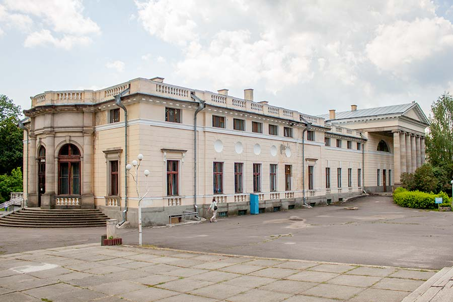 Дворец Марии Щербатовой