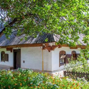 Музей Ивана Котляревского в Полтаве