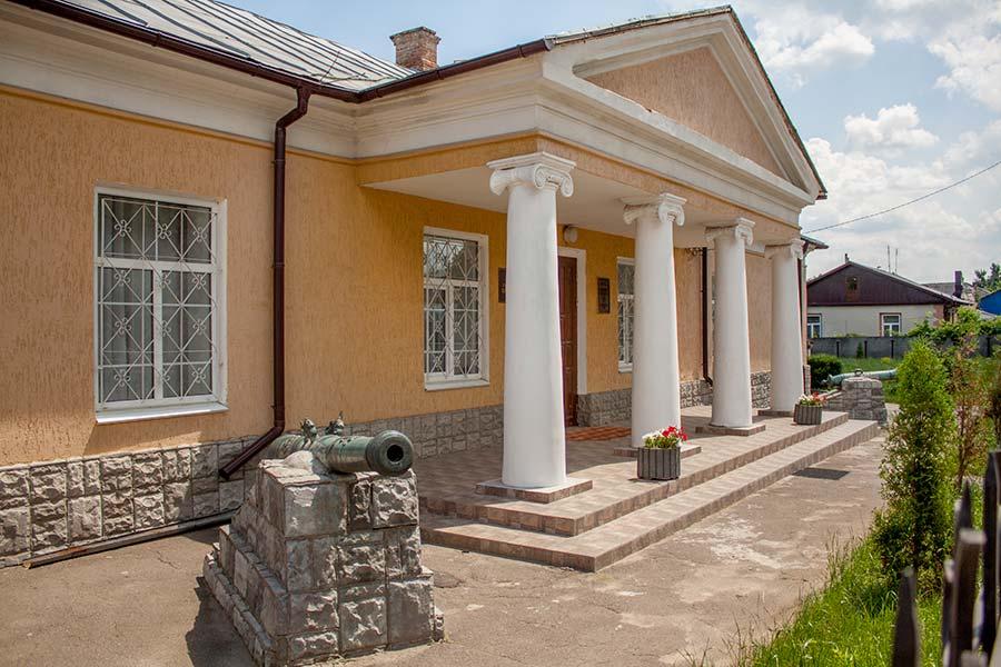 Музей в Тульчине Дом декабристов