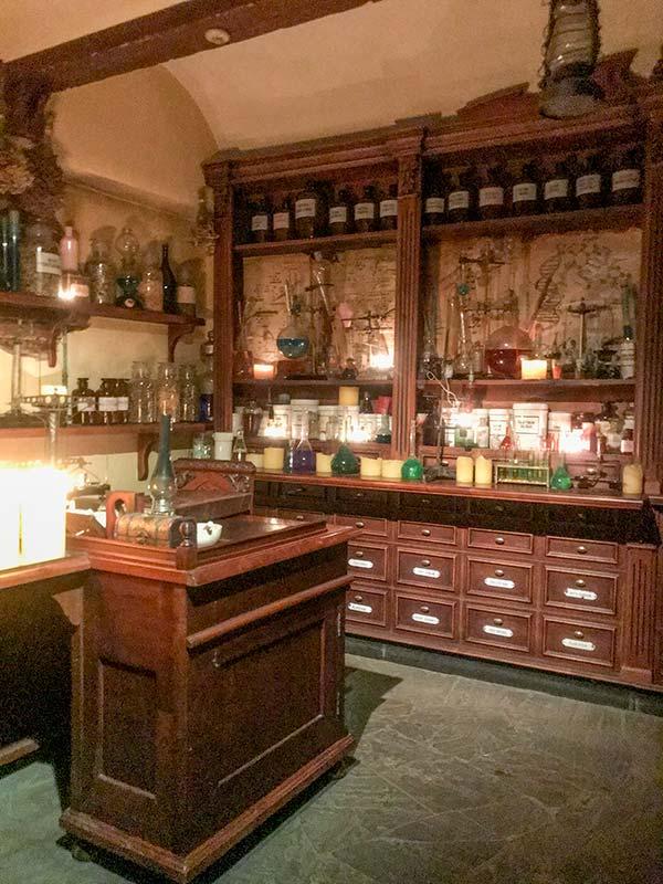 Музей Секретная аптека