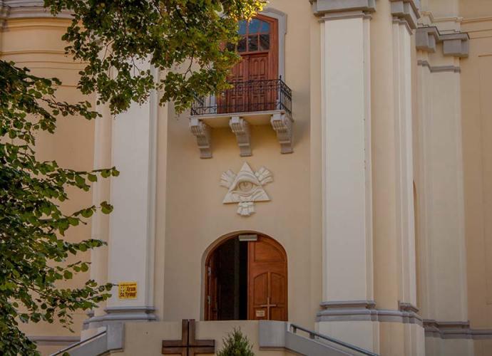 Костел Сакраменток