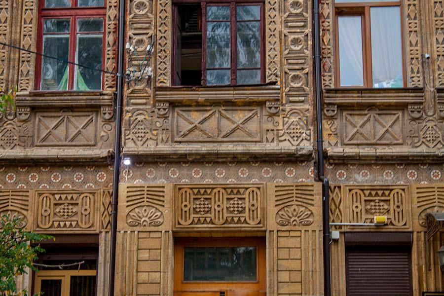 Дом в перуанском стиле в Херсоне