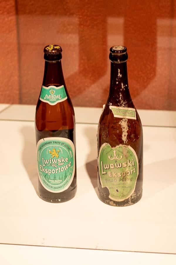 Львовское пиво
