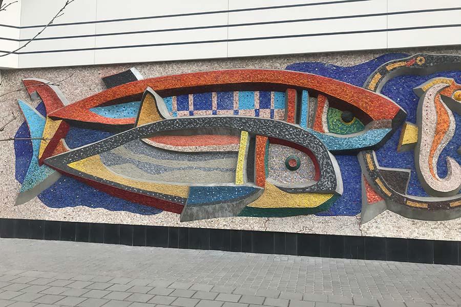 Магазин Океан во Львове Рыбки