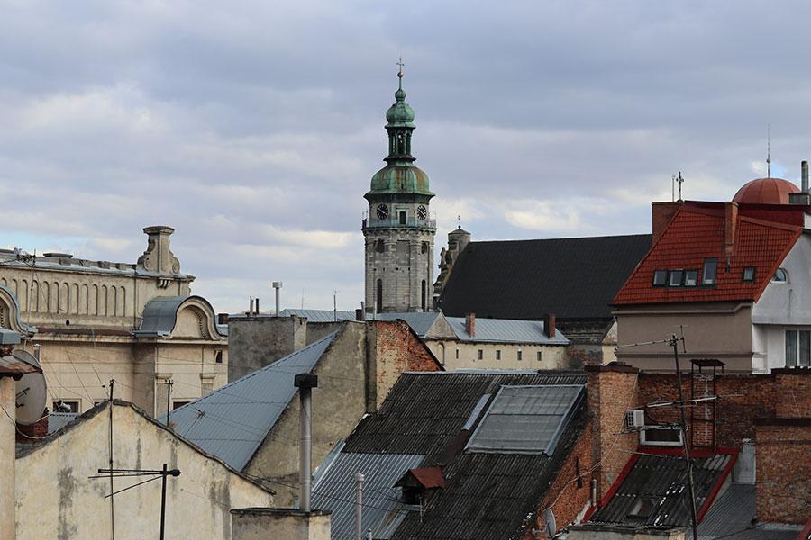 Бернардинский костёл и монастырь